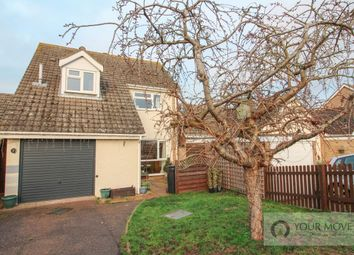 Thumbnail 3 bed detached house for sale in Marsh View, Beccles