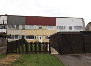 Thumbnail 4 bedroom terraced house for sale in Harrowden, Bradville, Milton Keynes