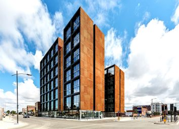 Thumbnail 1 bed flat for sale in Vauxhall Road, Liverpool