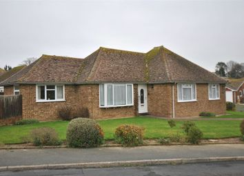 Thumbnail 2 bed detached bungalow for sale in Primrose Hill, Bexhill-On-Sea, East Sussex