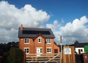 Thumbnail 5 bed detached house for sale in Hurst Green, Mawdesley, Ormskirk