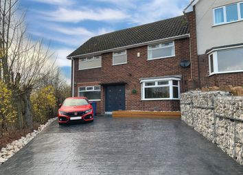 Thumbnail 3 bed semi-detached house for sale in New Mill Lane, Mansfield Woodhouse, Mansfield