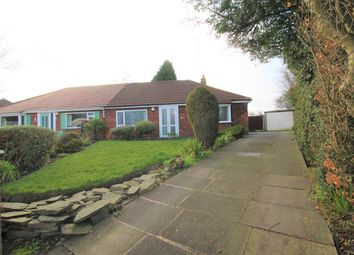 Thumbnail 2 bed semi-detached bungalow for sale in Neath Avenue, Manchester