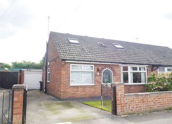 Thumbnail 3 bed semi-detached bungalow for sale in Almsford Road, York