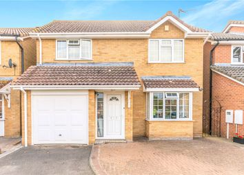 Thumbnail 4 bedroom detached house for sale in Turnpole Close, Stamford