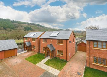 Thumbnail 4 bed detached house for sale in River View Close, Boughrood, Brecon
