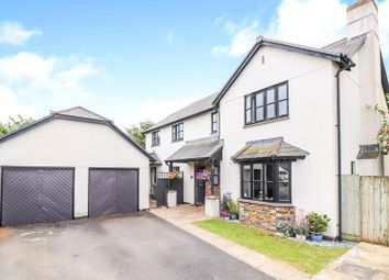 Thumbnail 5 bed detached house for sale in Aish Park, Shebbear, Beaworthy