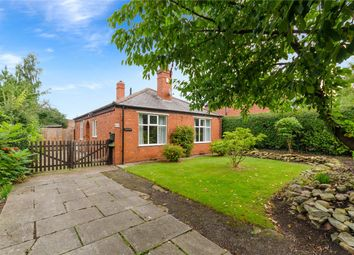 Thumbnail 3 bed detached bungalow for sale in Swinderby Road, Collingham, Newark
