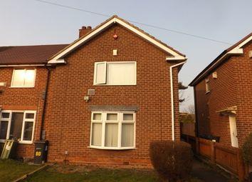 Thumbnail 2 bedroom property to rent in Hurstcroft Road, Stechford, Birmingham