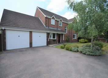 Thumbnail 4 bed detached house for sale in Camellia Close, Tiverton