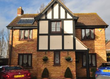 Thumbnail 4 bed detached house to rent in Sanderson Close, West Horndon, Brentwood