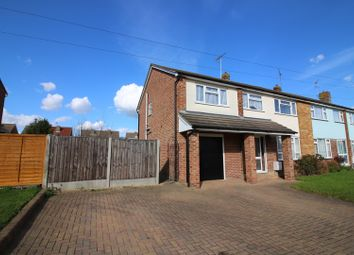 Thumbnail 5 bed semi-detached house for sale in Heycroft Road, Hawkwell