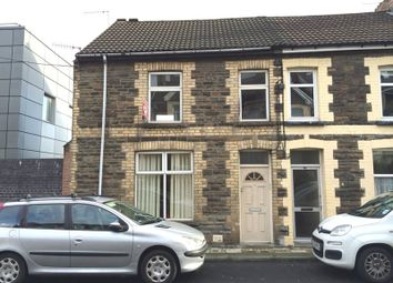 Thumbnail 1 bed flat to rent in Gilfach Street, Bargoed