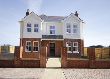 Thumbnail 4 bed detached house for sale in Brook Lane, Warsash, Southampton