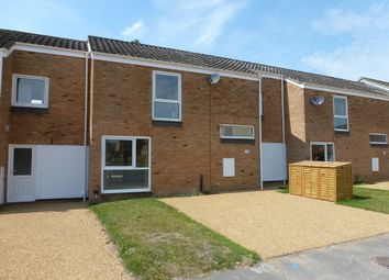 Thumbnail 3 bedroom terraced house for sale in Radcliffe Road, Raf Lakenheath, Brandon