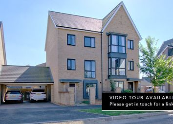 Thumbnail 4 bed semi-detached house for sale in Beaufort Road, Upper Cambourne, Cambridge, Cambridgeshire