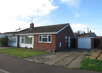 Thumbnail 3 bed semi-detached bungalow for sale in Kingsleigh Close, Trunch, North Walsham