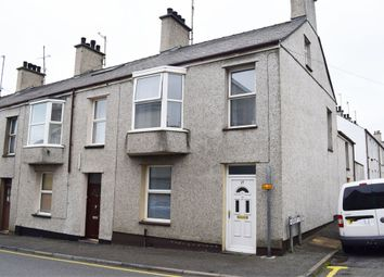 Thumbnail 2 bedroom end terrace house for sale in Holborn Road, Holyhead, Anglesey