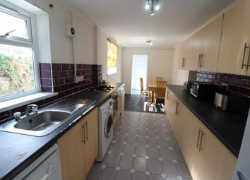 Thumbnail 5 bed terraced house to rent in Richard Street, Cathays, Cardiff