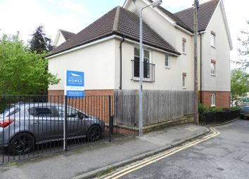 1 bed flat for sale in Cambria House, The Moorings, Swindon SN1