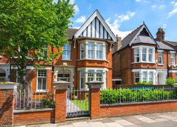 Thumbnail 5 bed semi-detached house for sale in Hale Gardens, Ealing Common