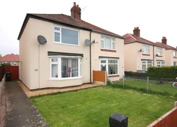 Thumbnail 2 bed semi-detached house for sale in Timbrell Avenue, Crewe