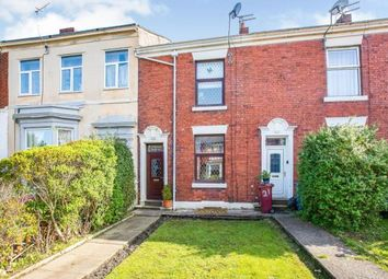 Thumbnail 2 bed terraced house for sale in West View, Redlam, Blackburn, Lancashire