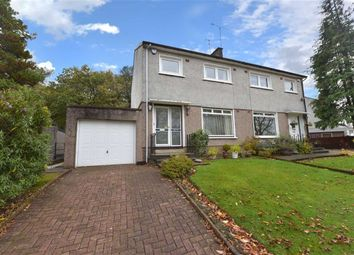 Thumbnail 3 bed semi-detached house for sale in Banchory Avenue, Inchinnan, Renfrew
