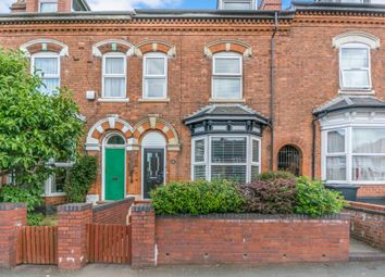Thumbnail 4 bedroom terraced house for sale in Bevington Road, Aston, Birmingham