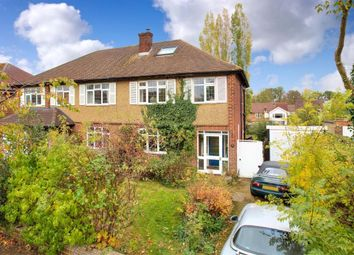 Thumbnail 5 bed semi-detached house for sale in Middlefield Close, St. Albans