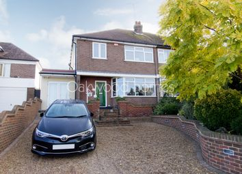 Thumbnail 4 bed semi-detached house for sale in Omer Avenue, Cliftonville, Margate