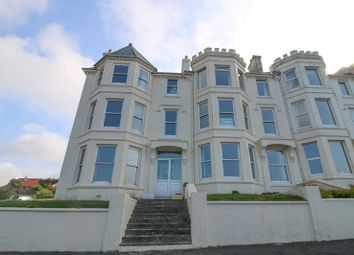 Thumbnail 2 bed flat for sale in Spaldrick, Port Erin