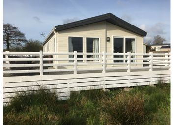 Thumbnail 3 bed mobile/park home for sale in Morfa Bychan, Porthmadog