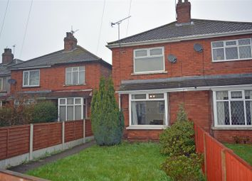 Thumbnail 2 bed semi-detached house for sale in Queensway, Scunthorpe