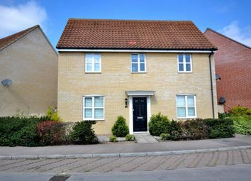 Thumbnail 3 bed detached house to rent in Tanton Road, Flitch Green, Dunmow