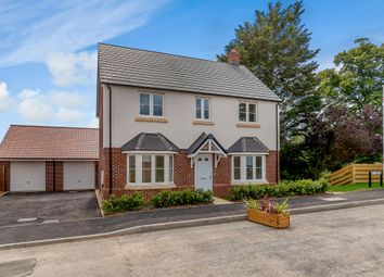 Thumbnail 4 bedroom detached house for sale in March Road, Wimblington, March