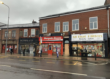 Thumbnail Retail premises for sale in Market Street, Farnworth, Bolton