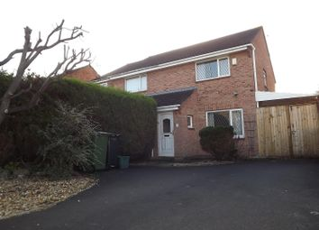 Thumbnail 2 bed semi-detached house for sale in Long Beach Road, Longwell Green, Bristol