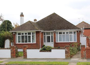 Thumbnail 3 bed detached bungalow for sale in Burlescoombe Road, Southend-On-Sea