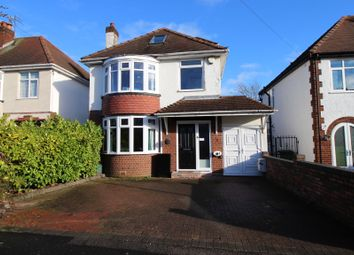 Thumbnail 4 bed detached house for sale in Wychbury Road, Wolverhampton