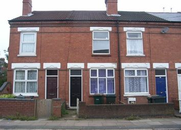 Thumbnail 2 bed terraced house to rent in St. Georges Road, Stoke, Coventry