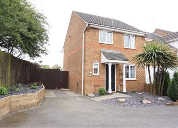 Thumbnail 3 bed semi-detached house for sale in Battleflat Drive, Ellistown