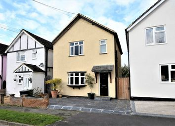 Thumbnail 3 bed detached house for sale in Bedford Lane, Frimley Green, Camberley, Surrey