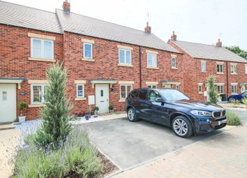 Thumbnail 3 bed terraced house for sale in Cornflower Road, Moreton-In-Marsh