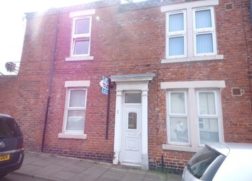 Thumbnail 3 bedroom flat for sale in Bertram Street, South Shields