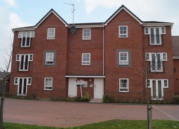 Thumbnail 2 bed flat to rent in Willis Place, Worcester