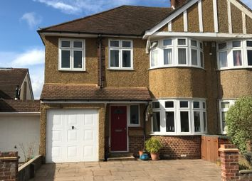 Thumbnail 5 bed semi-detached house for sale in Chester Avenue, Twickenham