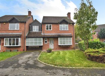Thumbnail 4 bed link-detached house for sale in Tarragon Way, Burghfield Common, Reading