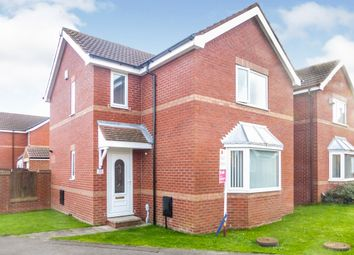 3 bed detached house for sale in Robinswood Drive, Bransholme, Hull HU7