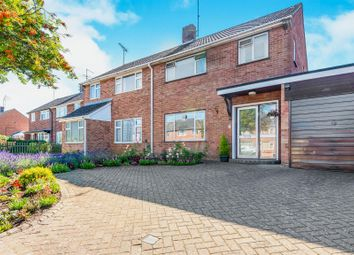 Thumbnail 3 bed semi-detached house for sale in Northfield Way, Kingsthorpe, Northampton